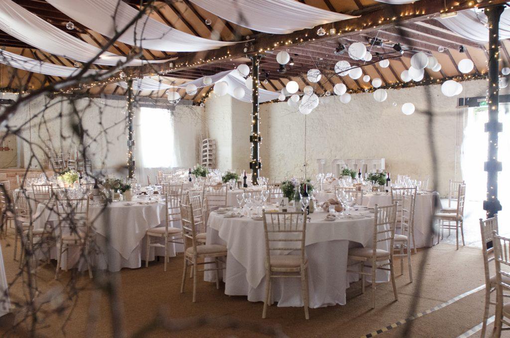 Shauna Bart Pratis Barn Wedding Photographer Fife Scotland