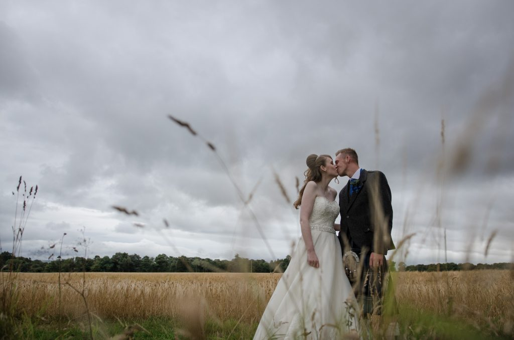 natural wedding photography scotland