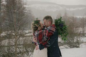 scottish elopement photographer glenshee