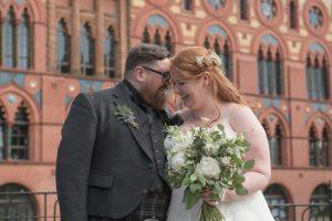 west brewery wedding glasgow