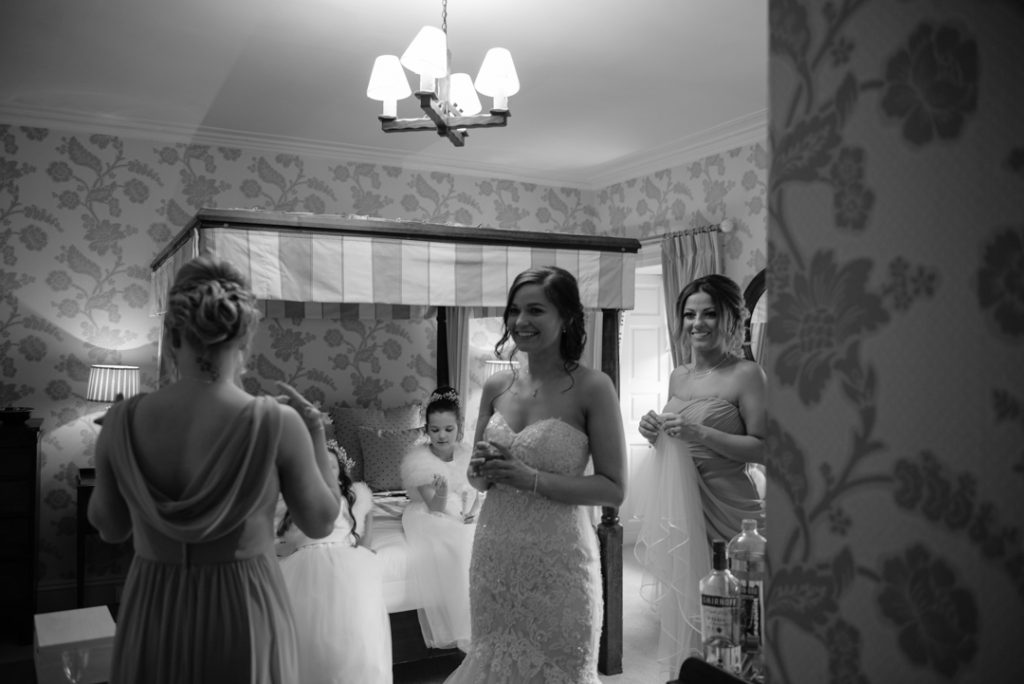 Culcreuch Castle Wedding Photography