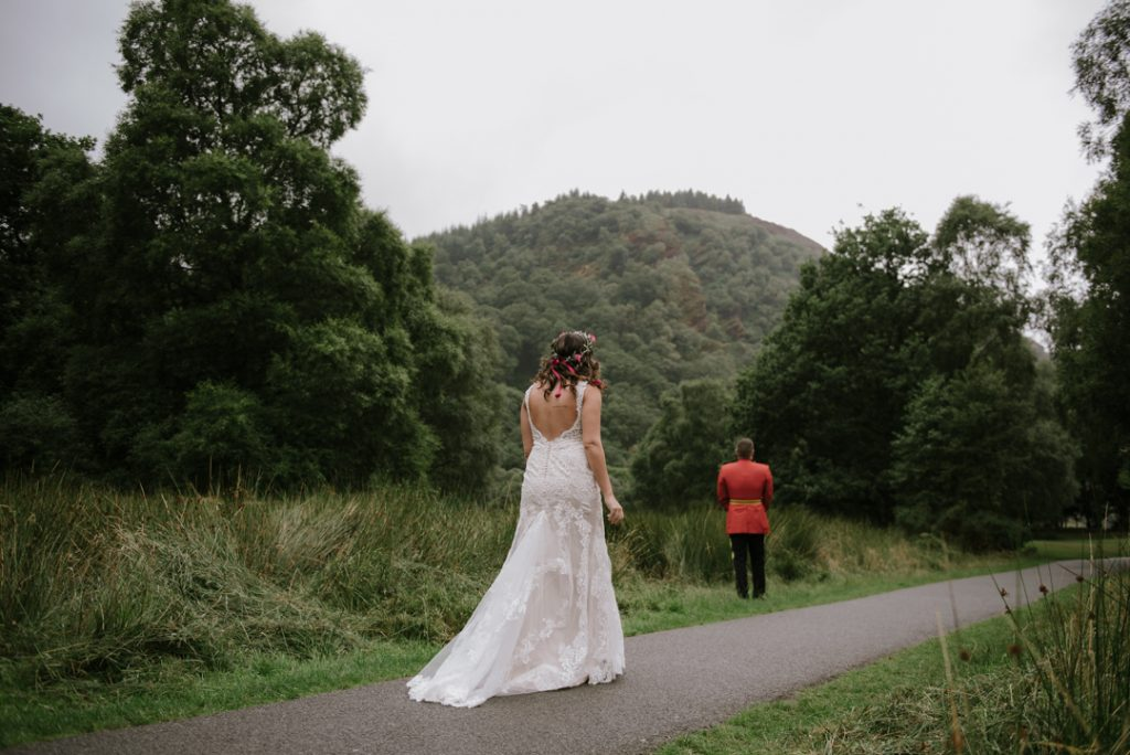 Wicklow Mountains Elopement Photography