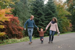 Relaxed family photographer Glasgow